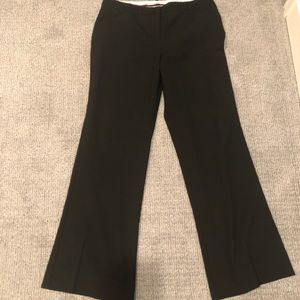 The Limited-Cassidy Fit Black dress pants